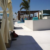 Photo taken at The Palm At Playa by Poncho on 3/30/2013