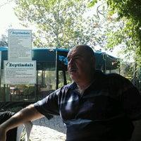Photo taken at Zeytindali Termal by Bekircengiz U. on 9/25/2012