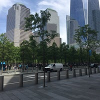 Photo taken at 9/11 Tribute Center by Leland l. on 5/17/2017