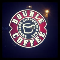 Photo taken at Double Coffee by Ирина on 4/21/2013