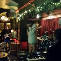 Photo taken at Caroline's Jazz Club by Mike C. on 3/10/2016