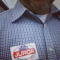 Photo taken at Jury Assembly Room by Mike C. on 3/4/2013