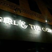 Foto tirada no(a) Girl & the Goat por Mike C. em 10/30/2012