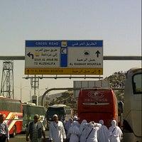 Photo taken at Arafah Mountain by Vardhani R. on 4/1/2013