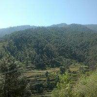 Photo taken at Jamnotri by Nav on 10/5/2012