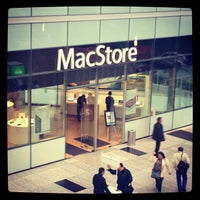Photo taken at MacStore by Orlando S. on 11/23/2012