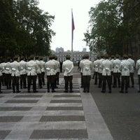 Photo taken at Paseo Bulnes by Daniel A. on 10/9/2012