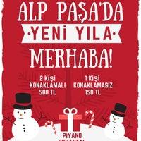 Photo taken at Alp Paşa Restaurant by Alp Paşa Restaurant on 12/8/2016