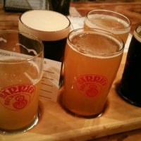 Photo taken at Barrier Brewing Co. by Paul C. on 1/21/2017