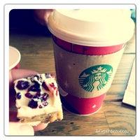 Photo taken at Starbucks by GardenChat B. on 12/12/2012
