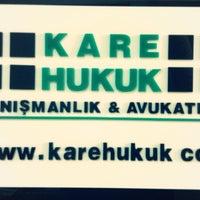 Photo taken at Kare Hukuk Danışmanlık & Avukatlık by Uğur Ç. on 8/4/2014