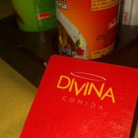 Photo taken at Divina Comida by Glauco T. on 11/21/2012