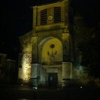 Photo taken at Église Saint-Germain de Rouffignac by Frank C. on 9/14/2013