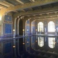 Photo taken at Hearst Castle Roman Pool by Olesya P. on 8/31/2016