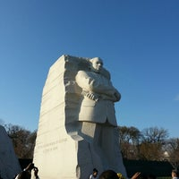 Photo taken at Martin Luther King, Jr. Memorial by Jay C. on 4/7/2013