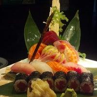 Photo taken at TOMO Japanese Cuisine by Cara C. on 7/13/2013