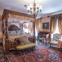Photo taken at 1840s Carrollton Inn by Jennifer D. on 7/6/2015