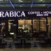 11/7/2014 tarihinde Tahsin O.ziyaretçi tarafından Arabica Coffee House'de çekilen fotoğraf
