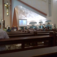 Photo taken at Chapel of St. Benedict by Jean A. on 3/17/2013