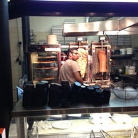 Photo taken at Mezza Lebanese Kitchen by Ion Jameez on 11/8/2012
