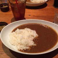 Photo taken at CURRY&SONS by ハル on 11/15/2015