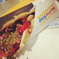 รูปภาพถ่ายที่ WaffleStop โดย Sedef S. เมื่อ 3/24/2013