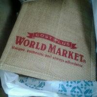 Photo taken at World Market by Erika on 10/10/2012