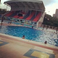 photo taken at mahatma gandhi olympic swimming pool by alvito c on 511