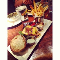 Photo taken at Thunder Burger & Bar by Keith on 7/21/2013