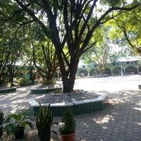 Photo taken at SMAK Kolese Santo Yusup by Gabriella Y. on 10/13/2012