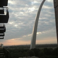Photo taken at Crowne Plaza St. Louis - Downtown by Heather F. on 9/21/2012