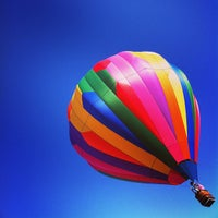 Photo taken at Sandy City Balloon Festival by McCall on 8/9/2013