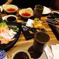 Photo taken at Senki Japanese Restaurant by Agnes Lai on 6/16/2015