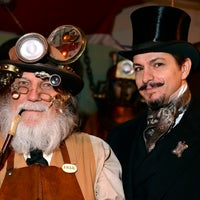 Photo taken at The Great Dickens Christmas Fair by The Great Dickens Christmas Fair on 11/14/2016