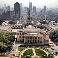 Photo taken at The Portman Ritz-Carlton, Shanghai by Ilan B. on 3/8/2013