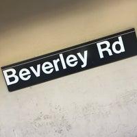 Photo taken at MTA Subway - Beverley Rd (Q) by Jennifer H. on 5/11/2017