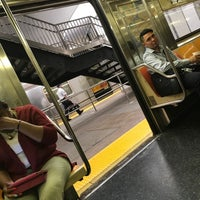 Photo taken at MTA Subway - South Ferry (1) by Jennifer H. on 7/14/2017