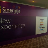Photo taken at Microsoft Sinergija 13 by Marko S. on 10/20/2013