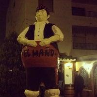 Photo taken at El Maño by Raquel P. on 2/22/2013