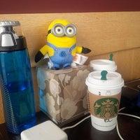 Photo taken at Starbucks by Sheryl D. on 3/22/2014