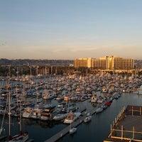 Photo taken at Sheraton San Diego Hotel & Marina by Thariq A. on 7/17/2013