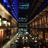 Photo taken at InterContinental Melbourne The Rialto by Bill D. on 4/23/2013