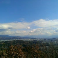 Photo taken at 経ヶ森 山頂 by ayeco . on 2/16/2013