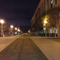Photo taken at TAMIU Killam Library by Luis on 11/7/2013