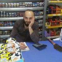 Photo taken at Yeşilyalı Eve Market by Serhat M. on 11/10/2016
