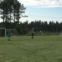 Photo taken at YAKS Soccer Complex by Joshua on 5/20/2017