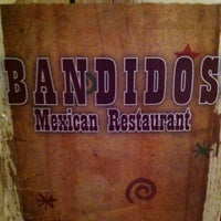 Photo taken at Bandidos by Niamh Kelly on 9/7/2013