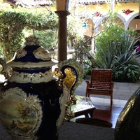 Photo taken at Hotel Posada Coatepec by Tabris on 12/28/2012