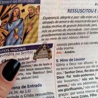 Photo taken at Igreja Sao Judas Tadeu by Lu R. on 3/27/2016