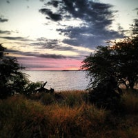 Photo taken at Spencer Beach County Park by Tomoko J. on 7/22/2013